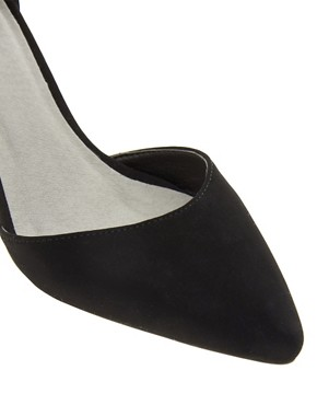 Image 2 ofASOS SONIC Pointed Heels