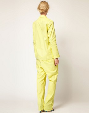 Image 2 ofASOS Sexy Boiler Jumpsuit