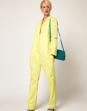 Image 4 ofASOS Sexy Boiler Jumpsuit