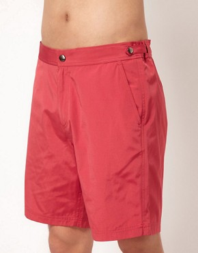 Image 1 ofASOS Swim Board Shorts