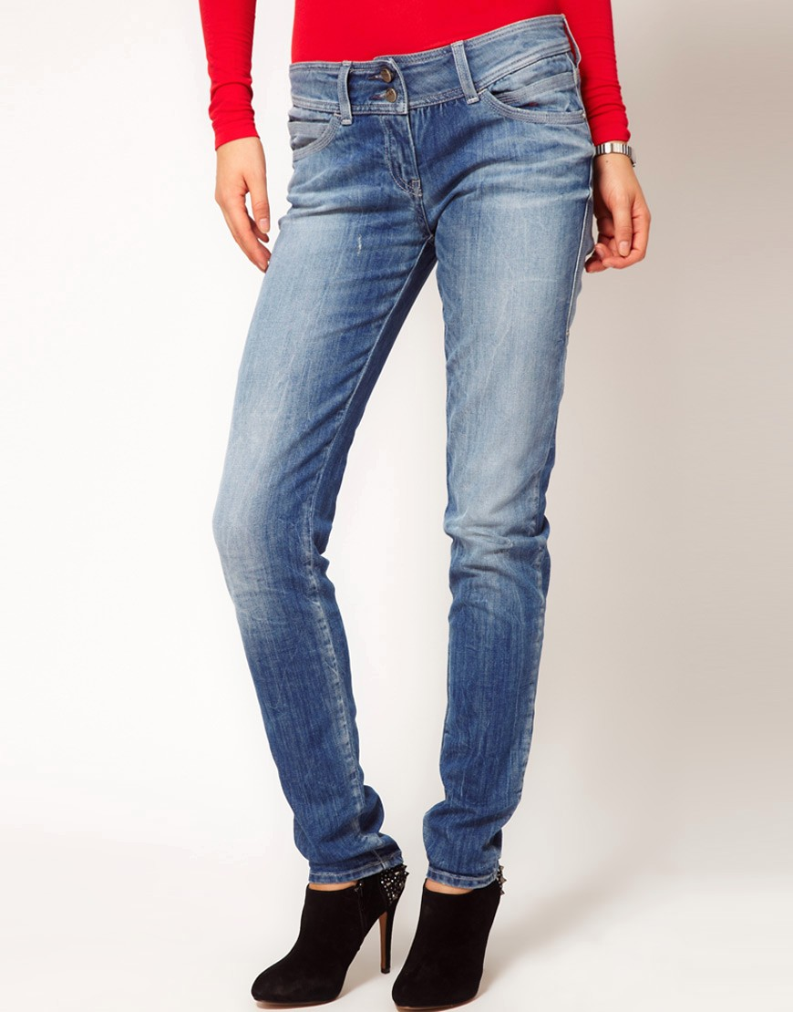 Image 1 ofMiss Sixty Brenda Skinny Fit Jeans