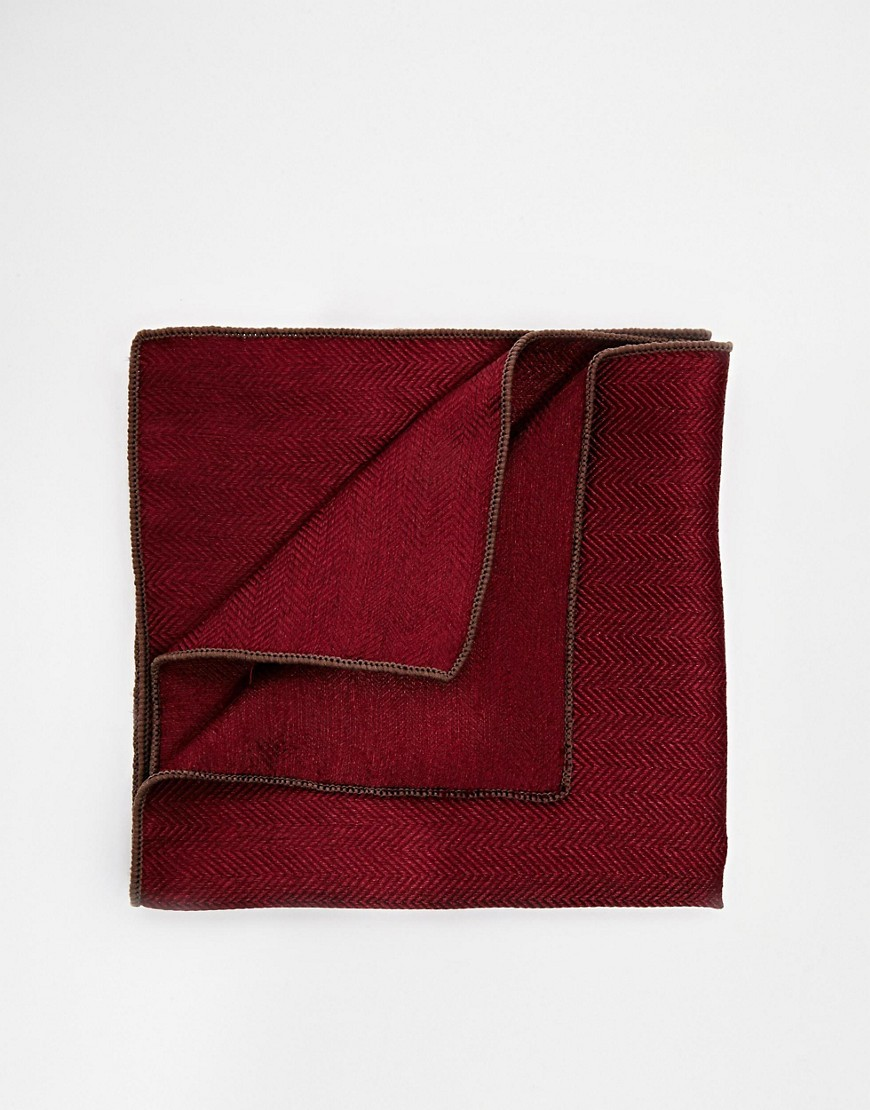 Image 1 of Selected Barry Pocket Square