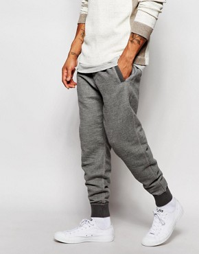 Abercrombie & Fitch Zip Fly Cuffed Jogger