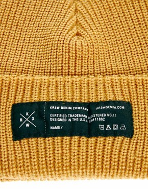 Image 3 ofKR3W Beanie Hat