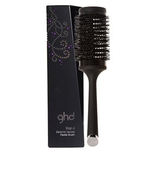 Image 1 of ghd Ceramic Vented Radial Brush Size 4