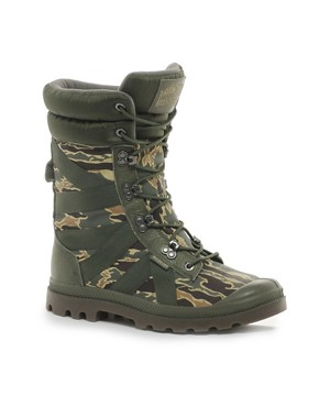 Image 1 ofBillionaire Boys Club for Palladium Pampa Thermal Camo Boots