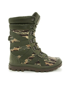 Image 4 ofBillionaire Boys Club for Palladium Pampa Thermal Camo Boots
