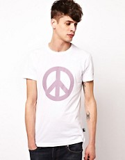 Love Moschino Peace T-Shirt