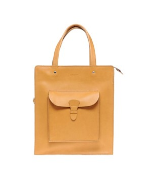 Image 1 ofSandqvist Leather Tote