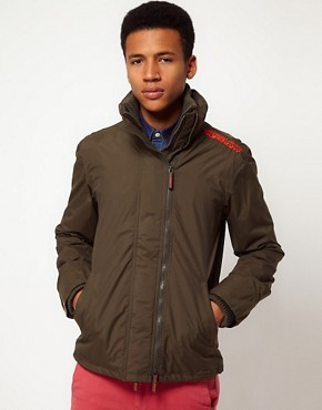 Image 1 of Superdry Technical Windbreaker Jacket