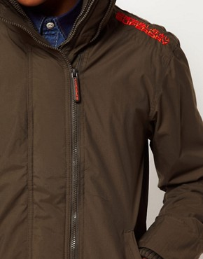 Image 3 of Superdry Technical Windbreaker Jacket
