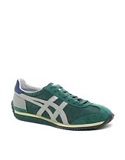 Onitsuka Tiger California Canvas Trainers