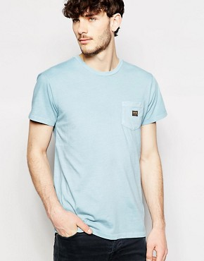Denim & Supply Ralph Lauren T-Shirt with Single Pocket