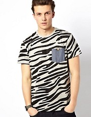Spy Zebra T-Shirt