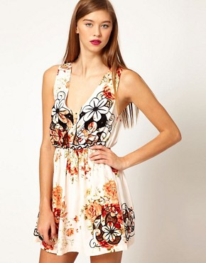 Image 1 ofAlice McCall Remy Floral Dress