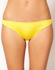 ASOS Gathered Hipster Bikini Pant