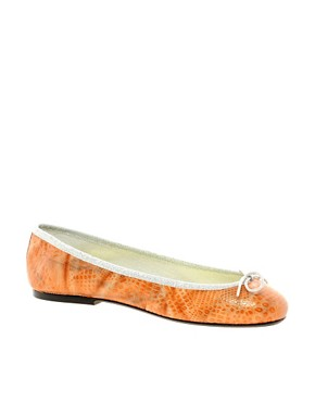 Image 1 ofFrench Sole Harriet Ballet Pumps