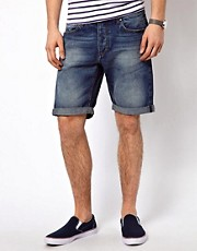 Jack & Jones  Jeans-Shorts