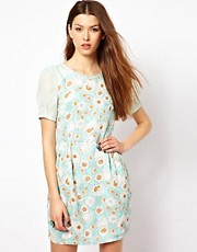 Max C Floral Dress