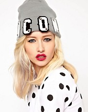 Funky Bling Icon Beanie