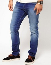 G-Star - Dexter - Jeans super slim a  invecchiamento medio