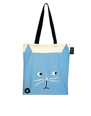 Lazy Oaf Kitty Tote Bag