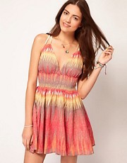 Free People Indian Summer Holiday Dress