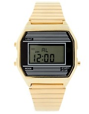 ASOS Retro Digital Watch