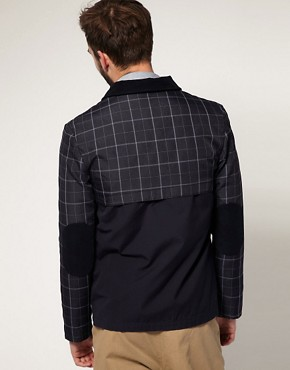 Image 2 ofASOS Check Walker Jacket