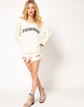 Image 4 of Wildfox Famous Sweat