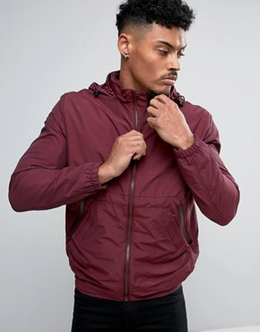 French Connection Lightweight Hooded Jacket