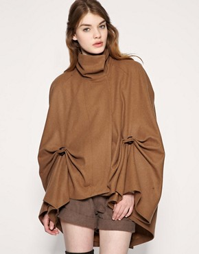 Image 1 ofASOS Vintage Style Cape