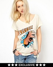Worn By Dinosaur Roar T-Shirt Exclusive To Asos
