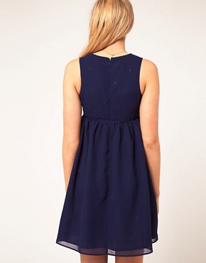 Bild 2 von ASOS MATERNITY  Kurzkleid mit Pailletten