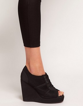 Image 3 ofASOS TRACK Wedge Shoe Boots
