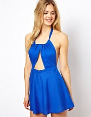 ASOS Cut Out Beach Dress