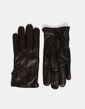 Royal RepubliQ Ground Leather Gloves