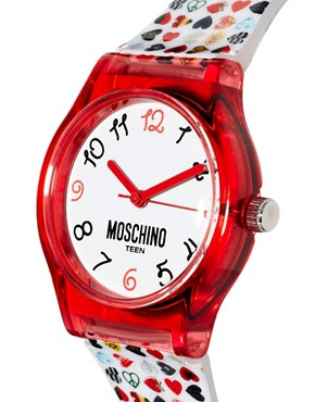 Image 4 ofMoschino Cheap &amp; Chic Be Fashion Pink Watch