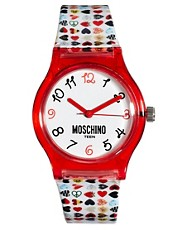 Moschino Cheap & Chic Be Fashion Pink Watch
