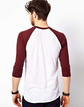 Image 2 ofAmerican Apparel Raglan Top