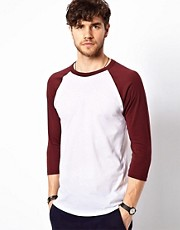American Apparel Raglan Top