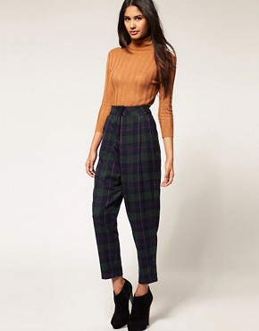 Image 1 ofMotel Gene Tartan Trouser