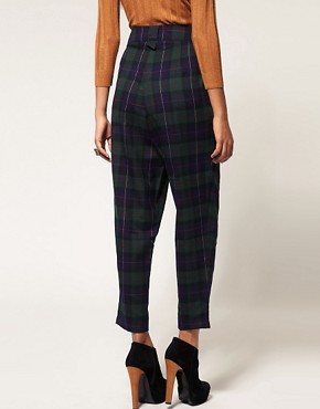 Image 2 ofMotel Gene Tartan Trouser