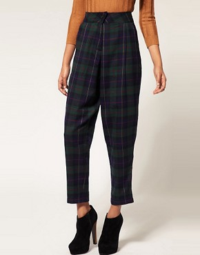 Image 4 ofMotel Gene Tartan Trouser