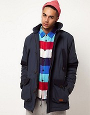 Supremebeing Military Parka Coat