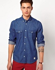 Suit Denim Shirt