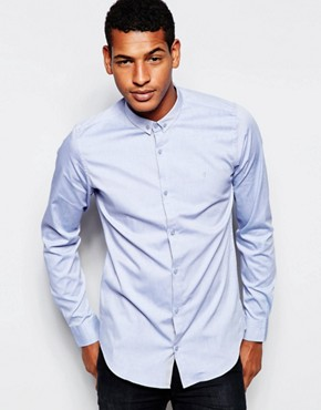 Vito Oxford Shirt In Slim Fit