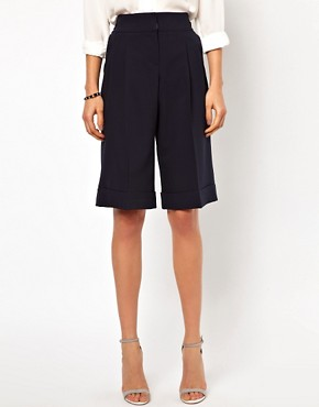 Image 4 ofASOS Shorts In Long Length
