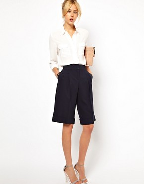 Image 1 ofASOS Shorts In Long Length