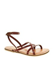 Warehouse Formentara Strappy Sandals